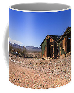 Death Valley Coffee Mug