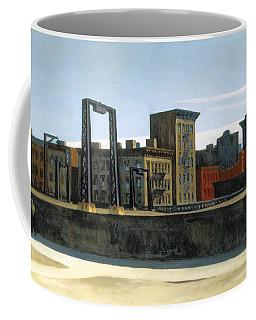 Manhattan Bridge Loop Coffee Mug