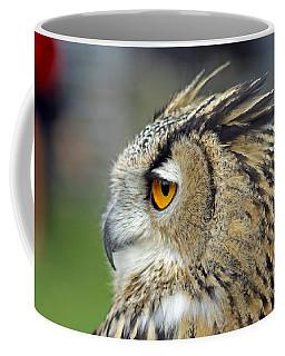 European Eagle Owl Coffee Mug