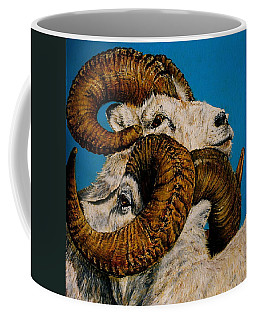 Horns Coffee Mug
