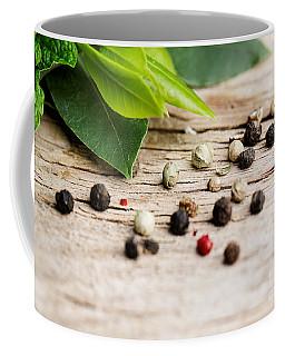 Kitchen Herbs Coffee Mug