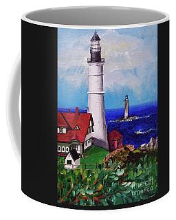 Lighthouse Hill Coffee Mug