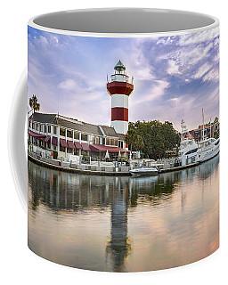 Lighthouse On Hilton Head Island Coffee Mug