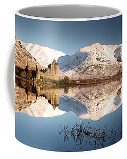 Coffee Mug featuring the photograph Loch Awe by Grant Glendinning