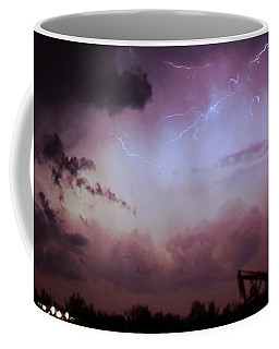 Our 1st Severe Thunderstorms In South Central Nebraska Coffee Mug
