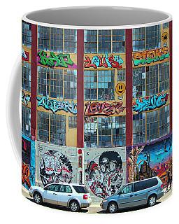 5 Pointz Graffiti Art 10 Coffee Mug