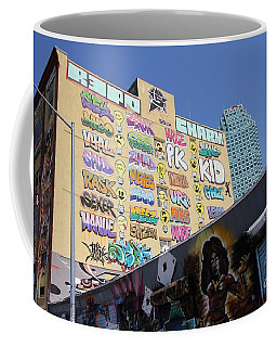 5 Pointz Graffiti Art 2 Coffee Mug