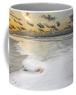 Sunrise On Hilton Head Island Coffee Mug by Peter Lakomy