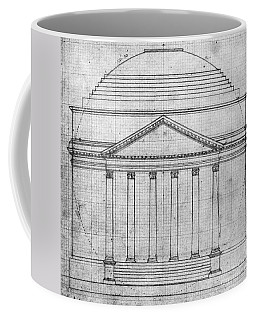 Coffee Mug featuring the photograph University Of Virginia by Granger