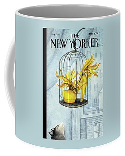New Yorker September 1st, 2008 Coffee Mug