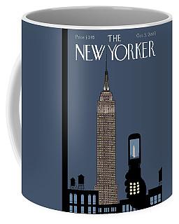 Hold Still Coffee Mug
