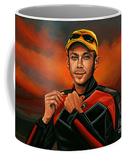 Valentino Rossi  Coffee Mug