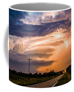 Wicked Good Nebraska Supercell Coffee Mug