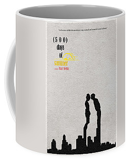 500 Days Of Summer Coffee Mug