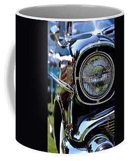Coffee Mug featuring the photograph 50's Chevy by Dean Ferreira