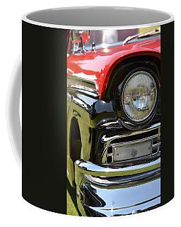 50's Ford Coffee Mug by Dean Ferreira