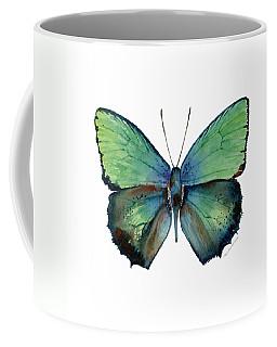 52 Arhopala Aurea Butterfly Coffee Mug