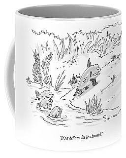 It's A Helluva Lot Less Humid Coffee Mug