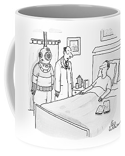 New Yorker January 14th, 2008 Coffee Mug