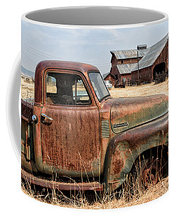 '54 Chevy Put Out To Pasture Coffee Mug