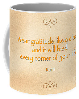 54- Rumi Coffee Mug