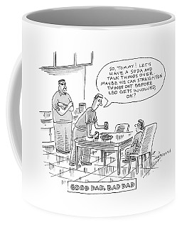 Good Dad, Bad Dad Coffee Mug