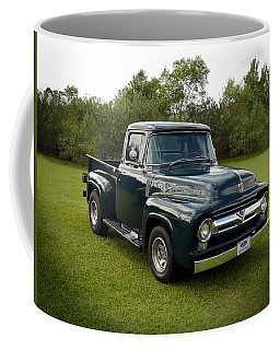 Coffee Mug featuring the photograph 56 F100 by Keith Hawley