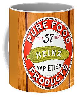 57 Varieties Coffee Mug