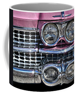 59 Caddy Lights Coffee Mug