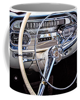 58 Cadillac Dashboard Coffee Mug