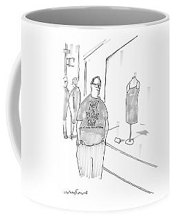 New Yorker March 13th, 2006 Coffee Mug