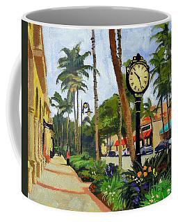 5th Avenue Naples Florida Coffee Mug