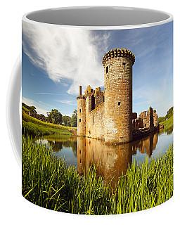 Caerlaverock Castle Coffee Mug