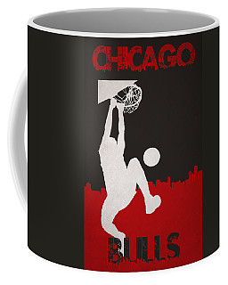 Chicago Bulls Coffee Mug