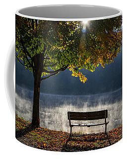 Mount Pisgah Morning Coffee Mug