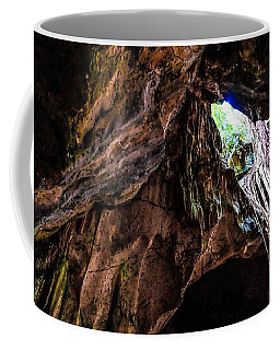 Green Grotto Caves Coffee Mug