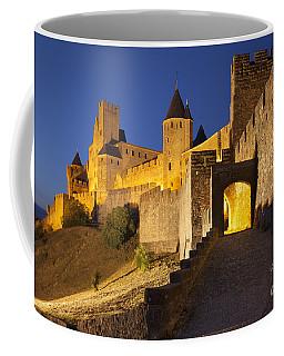 Medieval Carcassonne Coffee Mug
