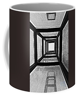 6 Million Numbers Coffee Mug by Bruce Carpenter