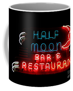 Coffee Mug featuring the photograph New Orleans Neon Sign by Michael Hoard