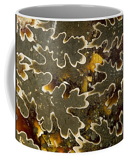 Swirled Rock Pattern Coffee Mug
