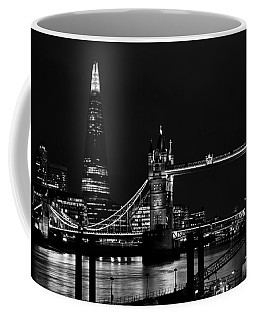 The Shard And Tower Bridge Coffee Mug
