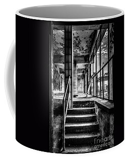 Coffee Mug featuring the photograph This Is The Way Step Inside by Traven Milovich
