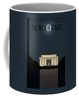 New Yorker November 17th, 2008 Coffee Mug