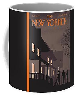 New Yorker November 2nd, 2009 Coffee Mug