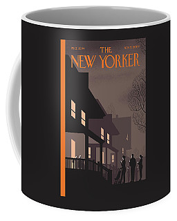 New Yorker November 2nd, 2009 Coffee Mug
