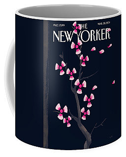 New Yorker March 28th, 2011 Coffee Mug