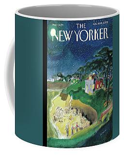 New Yorker August 11th, 2008 Coffee Mug