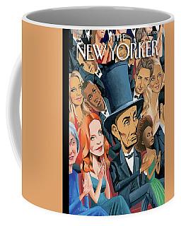 New Yorker February 25th, 2013 Coffee Mug