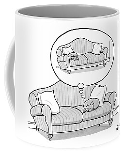New Yorker November 6th, 2006 Coffee Mug