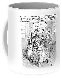 New Yorker December 5th, 2016 Coffee Mug